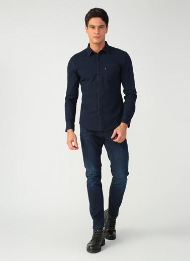 Levi's® Gömlek İndigo